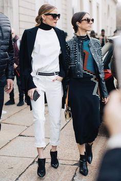FWAH2017 street style milan fashion week fall winter 2017 2018 looks trends sandra semburg trends ideas style 106