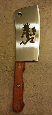 "11"" Hatchetman Knife icp twiztid juggalo insane clown posse hatchetgirl boondox"