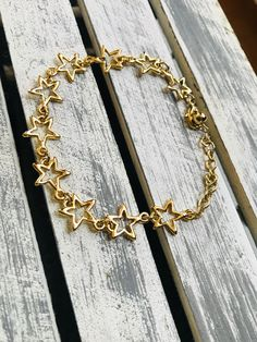 Maine, Ideas, Gold Plating, Stars, Bangle Bracelets, Drawings, Thoughts