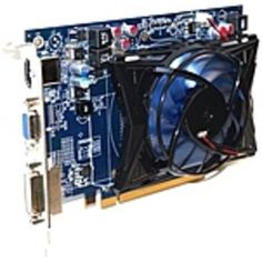 Visiontek 900369 Radeon HD 6670 Graphic Card - 800 MHz Core - 1 GB GDDR5 - PCI Express - 4000 MHz Memory Clock - 128 bit Bus Width - 2560 x 1600 - Fan Cooler - 1 x HDMI - 1 x VGA - 1 x Total Number of DVI - 4 x Monitors Supported - Dual Link DVI Supp