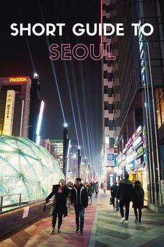 Seoul Travel Guide - Girl Tweets World