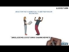 A good turn | Idioms by The Free Dictionary