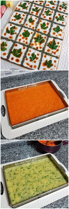 Turkish Recipes, Food Art, Vanilla Cake, Salads, Bread, Kitchen, Desserts, Breakfast, Amigurumi