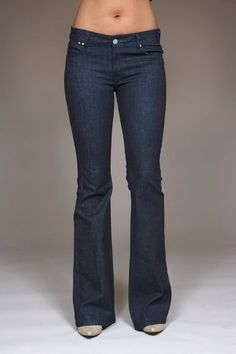 Best flare jean for tall women...very flattering!