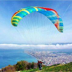 Paragliding → Ordu ⛵ Eastern Blacksea Region of Turkey ⚓ Östliche Schwarzmeerregion der Türkei Travel City, Paragliding, Mythology, Nature, Instagram, Naturaleza, Nature Illustration, Off Grid, Natural