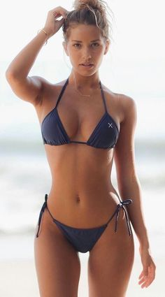 75b04715e26 Malibu blue is back 💙 Babe wearing the Malibu blue bikini top x beachy  bottom ✖ shop now a