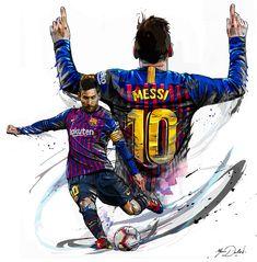 FC Barcelona - Messi 600 Goals on Behance Ronaldo Football, Messi And Ronaldo, Messi 10, Football Art, Cristiano Ronaldo, Ronaldo Real, Lionel Messi Barcelona, Barcelona Soccer, Neymar