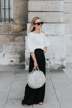 The Classically Chic Look We Can't Wait To Recreate