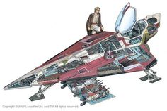 STAR WARS NAVES