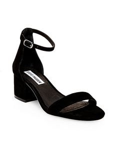 dbfdc70e04 Ankle Strap with Low Block Heel