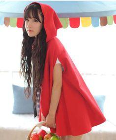 Alice In Wonderland Cloak