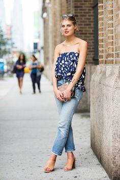 c'est clairette: Dress for Fashion Week