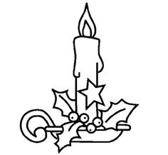 20 Desenhos de Velas de Natal para Colorir e Imprimir - Online Cursos Gratuitos Christmas Clipart Free, Clip Art, Character, Colouring In, Drawings, Lettering, Pictures