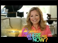 Oprah where are they now Cheryl ladd
