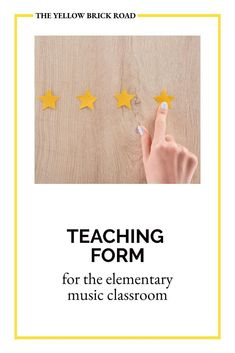 Learn how to teach ternary form in elementary music using Twinkle, Twinkle, Little Star. Elementary Music Lessons, Middle School Music, School Levels, Yellow Brick Road, Kindergarten Class, Twinkle Twinkle Little Star, Music Classroom, Music Mix, Music Education