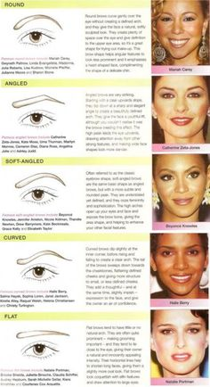 eyebrow shapes-soft angled it