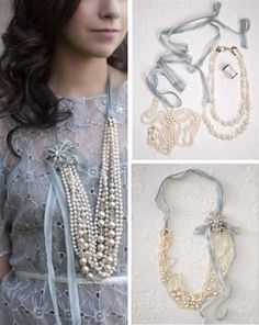 Another beautiful DIY necklace