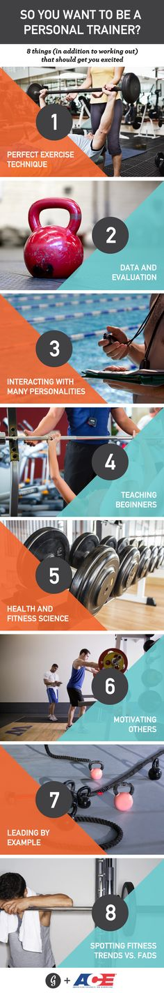 8 Signs You Would Be an Awesome Personal Trainer http://greatist.com/fitness/signs-you-should-become-a-personal-trainer