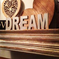Wooden Letters  Freestanding  Ariel Font  10cm  by LoveLettersMe, £15.00