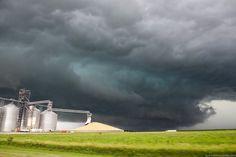 July 26, 2014 Humphrey Nebraska Supercell
