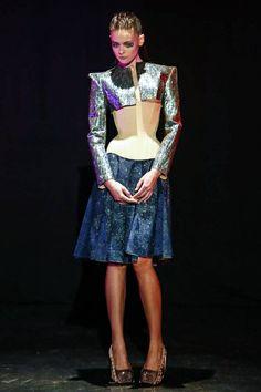 Serkan Cura Haute Couture Spring Summer 2014 Paris - NOWFASHION