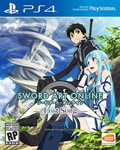 Sword Art Online: Lost Song - PlayStation 4 Namco Bandai Games http://www.amazon.com/dp/B00X8XVJJ2/ref=cm_sw_r_pi_dp_RZ60vb1M0ZHVJ