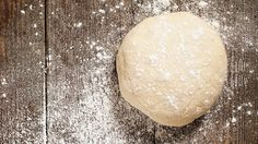 The name does not lie, this pizza dough really is easy to make.