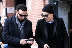 f1fe140f8b1 Josh Peskowitz and Eugene Tong. Parkson Yip