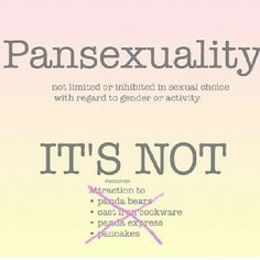 Gender blind pansexual