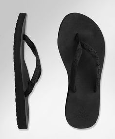 These are my all time favorite flip flops! I have had four pairs- they have been to several countries with me...my grand- doggy chewed up a pair, my daughter lost a pair, but reef has not discontinued the desgin! Thank goodness! Love these!