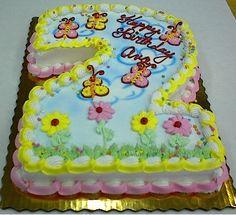 #2 Cake