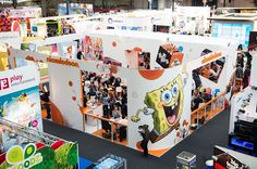 A Round-Up Of Nickelodeon At Brand Licensing Europe 2012