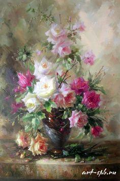 цветы картины художников - Поиск в Google
