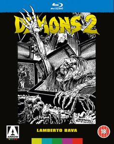 Demons 2 Arrow Bluray