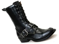 One day soon.............   Earl of Warwicks | Coventry | #Fluevog Coventry | leather lace up boot