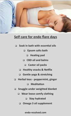 Endometriosis commonly causes flares where symptoms become much worse and can sometimes lead to a visit to ER. Find out some of the triggers of a flare and self help measures you can use Severe Endometriosis, Castor Oil Packs, Endocrine Disruptors, Gentle Yoga, Health Heal, Diet Books, Anti Inflammatory Diet, Naturopathy, Abdominal Pain