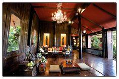 The House That Silk Built: Jim Thompson's Residence on the Klong ...
