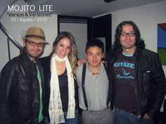 Con Juan Manuel, Laura y Juan Pablo