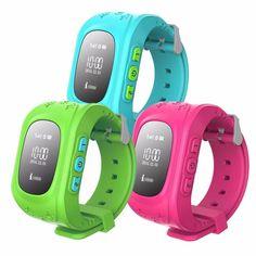Q50 GPS Smart Kinder Kid Intelligente Locator Tracker Anti-verlorene Armband Fernbedienung Smartwatch Kind Schutz Für iOS Android //Price: $US $18.99 & FREE Shipping //     #smartwatches