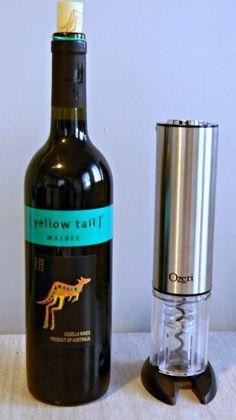Review: Ozeri Extravo Electric Wine Bottle Opener