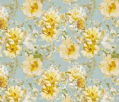 Fabric OR Wallpaper... hmm.