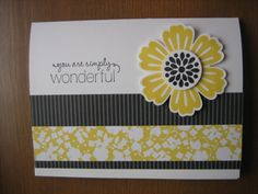 Mixed Bunch Stampin' Up!