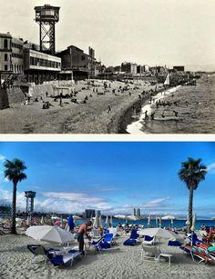 Comparativa Barceloneta, BARCELONA