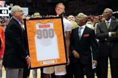 900 wins and counting. Check out all of our coverage of head coach Jim Boeheim's 900th win. Ryan MacCammon | Staff Photographer