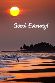 Good Evening Greetings, Motivational Quotes For Life, Gd, Good Night, Positivity, Animation, Wallpapers, Beach, Pictures