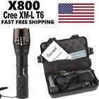 Ultra-bright 5000LM X800 shadowhawk CREE T6 LED Flashlight Torch G700 Light Kit