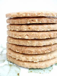 Digestive biscuits by Very Berry Handmade, via Flickr