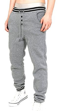 Plain Black Jogging Bottoms Joggers Sweat Pants Adult Sizes  MADE IN UK