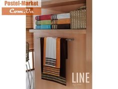 Махровое полотенце Line Altinbasak светло-зеленое. в интернет магазине Постель Маркет ( Киев, Украина )