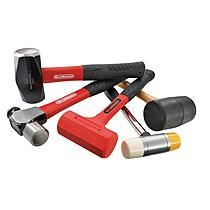 GearWrench 5pc Auto & Body Repair Mixed Hammer Set